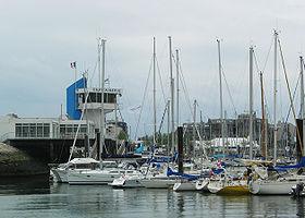 Le port de plaisance de La Rochelle - Wikipedia Orange