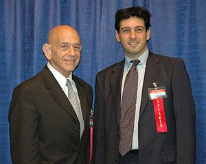District of Columbia v. Heller - Robert A. Levy (left) and Alan Gura, counsel for Heller