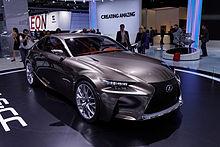 Lexus IS  Wikipedia