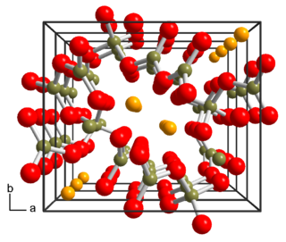 Lithium triborate chemical compound