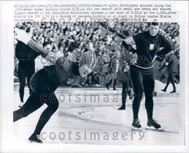 File:Lidiya Skoblikova and Elwira Seroczyńska 1964.jpg