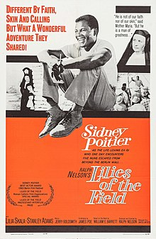 Lilies of the Field (1963 film poster).jpg