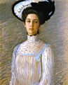 Lilla Cabot Perry Alice in a White Hat 1907.jpg