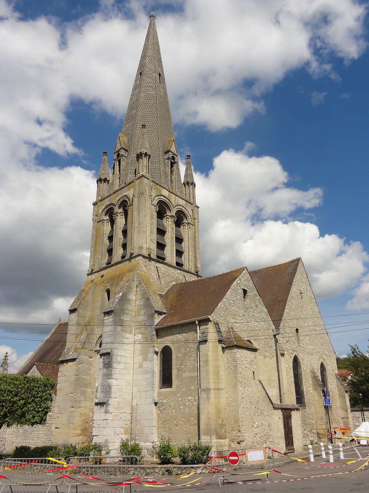 Limay wikip dia - La petite cheminee saint aubin ...