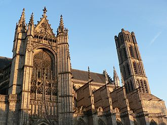 Limoges Cathedral - Limoges Cathedral