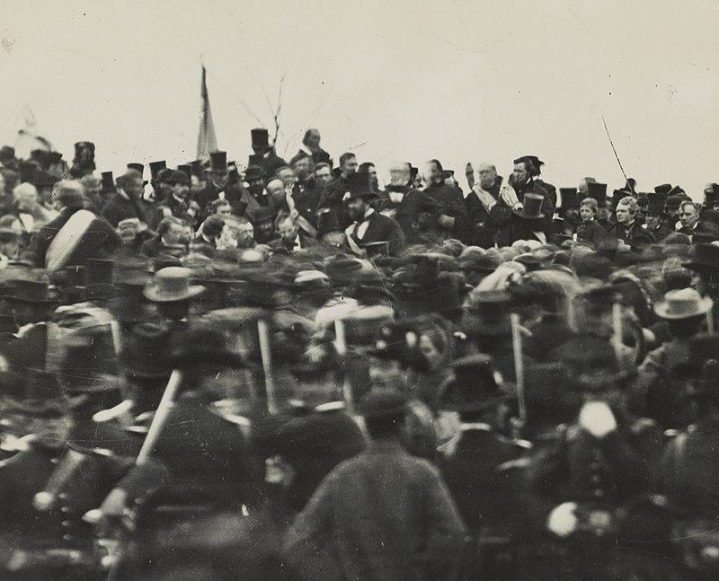 Lincoln's Gettysburg Address, Gettysburg.jpg