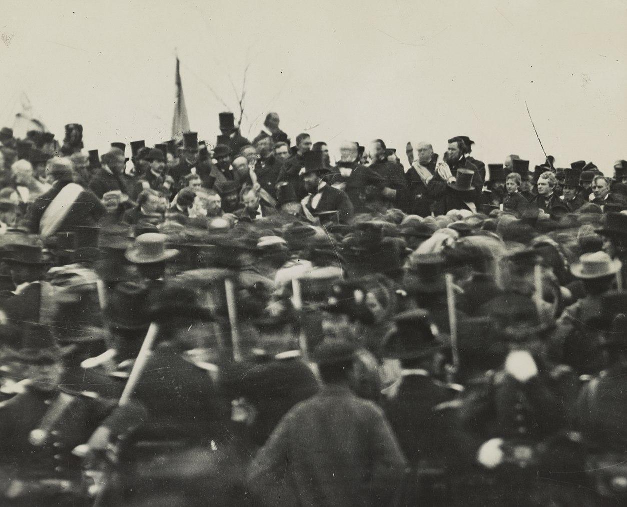 Battle of Gettysburg ends