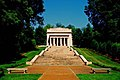 Lincoln Building at Abraham Lincoln's Birthplace located in Hodgenville, Ky.jpg