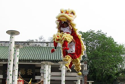 lion dance wikivisually rh wikivisually com