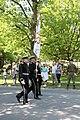 Lippujuhlan päivän paraati 2013 12 Maanpuolustuskorkeakoulun ohimarssi.JPG
