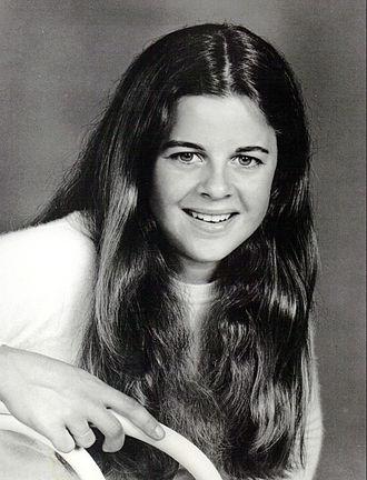 Lisa Gerritsen - Gerritsen in 1975