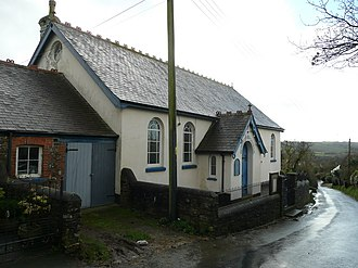 Littleham - Image: Littleham Methodist Church