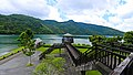 Liyu Lake, viewing platform, Hualien County (Taiwan).jpg