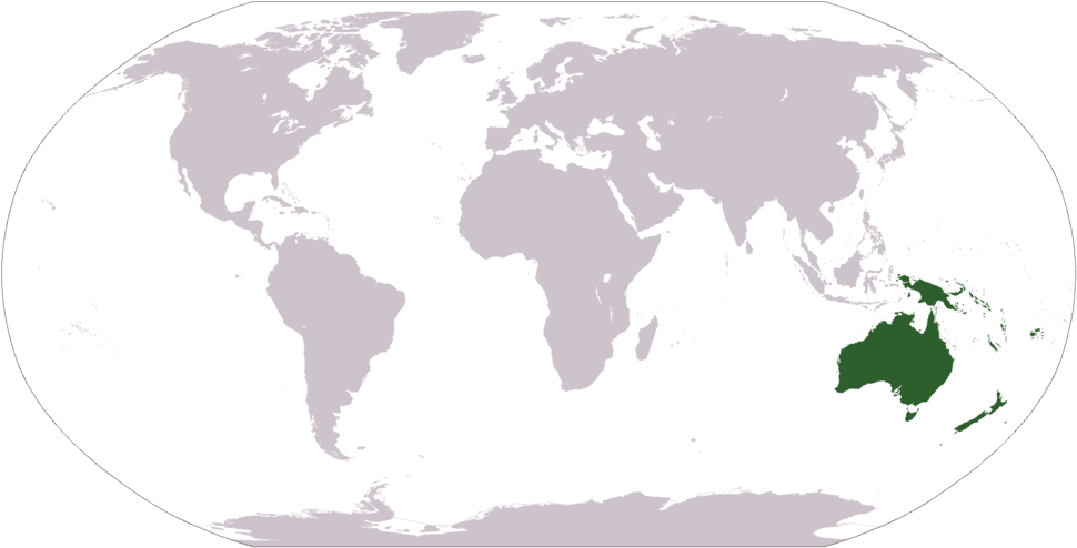 LocationAustralasia