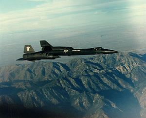 Lockheed YF-12 - Image: Lockheed YF 12