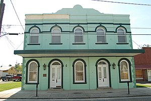 National Register of Historic Places listings in Lafourche Parish, Louisiana