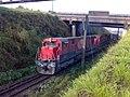 Locomotiva de comboio que passava sentido Boa Vista na Variante Boa Vista-Guaianã km 200 em Itu - panoramio - Amauri Aparecido Zar… (2).jpg
