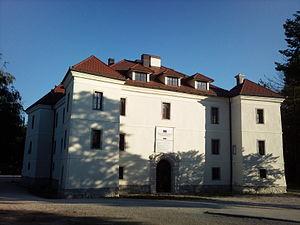 Logatec - Image: Logatec Castle