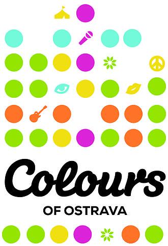 Colours of Ostrava - Image: Logo Colours of Ostrava