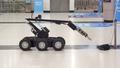 Lok Ma Chau Station simulating a bomb plot EDO robot 20200319.png