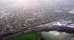 London, Thamesmead & Abbey Wood, aerial view 02.jpg