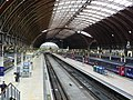 London, looking down across Paddington station - geograph.org.uk - 2230168.jpg