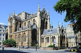 Catholic Apostolic Church - Church of Christ the King, Bloomsbury