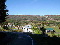 Looking down into Monterey, Virginia.jpg