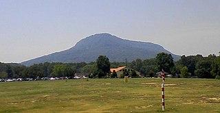Lookout Mountain mountain in northwestern Georgia, United States