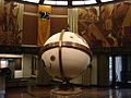 Los Angeles Times lobby globe.jpg