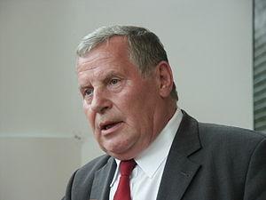 Lothar Bisky - Lothar Bisky in 2005