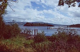 Lough Allen - Spencer Harbour