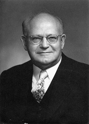 Louis Bauman - Minister, evangelist; Grace Brethren pioneer