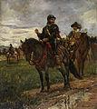 Louis Braun Geharnischte Reiter.jpg