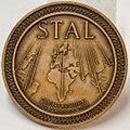 Louis De Geer-STAL-medalj, frånsida.jpg