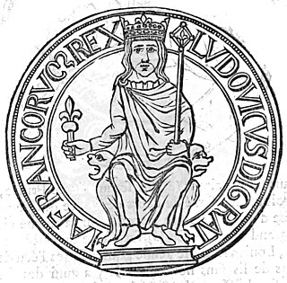Louis VII of France King of France