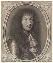 Louis XIV by Robert Nanteuil 1670