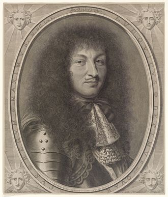 Treaty of Saint-Germain-en-Laye (1679) - Louis XIV of France