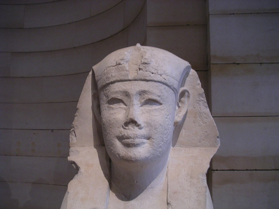 Louvre Sérapéum