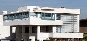 Lovell beach house interior