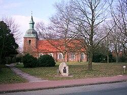 Loxstedt - Marienkirche 2004.jpg