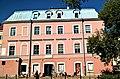 Lublin, Bernardyńska 3; Pałac Parysów od W.jpg