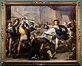 Luca giordano, perseo pietrifica phineas e i suoi seguaci, 1680-84 ca. 01.jpg