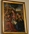 Lucas Cranach the Elder, The Virgin and Child with Saints, ca. 1520, Lobkowicz Palace (1) (25582522024).jpg