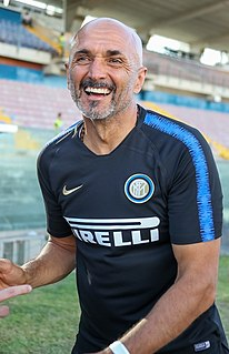 Luciano Spalletti Italian footballer and manager