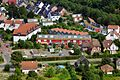 Luftbild Hamm-Heessen, Öko-Siedlung Hoher Weg (10585635003).jpg