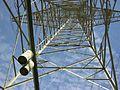 Luftkabelniederfuehrung 380 kV Leitung Philippsburg Pulverdingen bei Serres.jpg