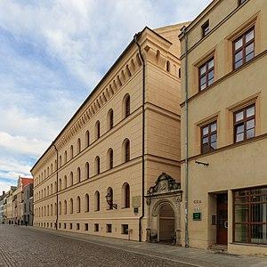 Martin Luther University of Halle-Wittenberg - Leucorea Foundation, Wittenberg.