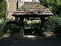 Lych Gate at the Church of St Peter, Slinfold - geograph.org.uk - 235135.jpg