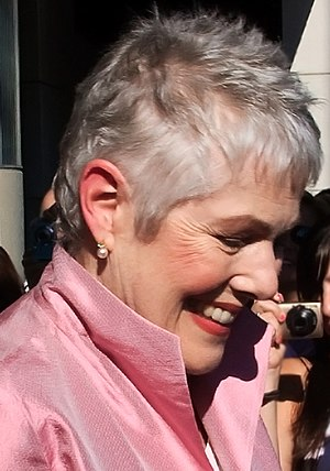 Lynn Redgrave - Redgrave at the 2009 Toronto International Film Festival